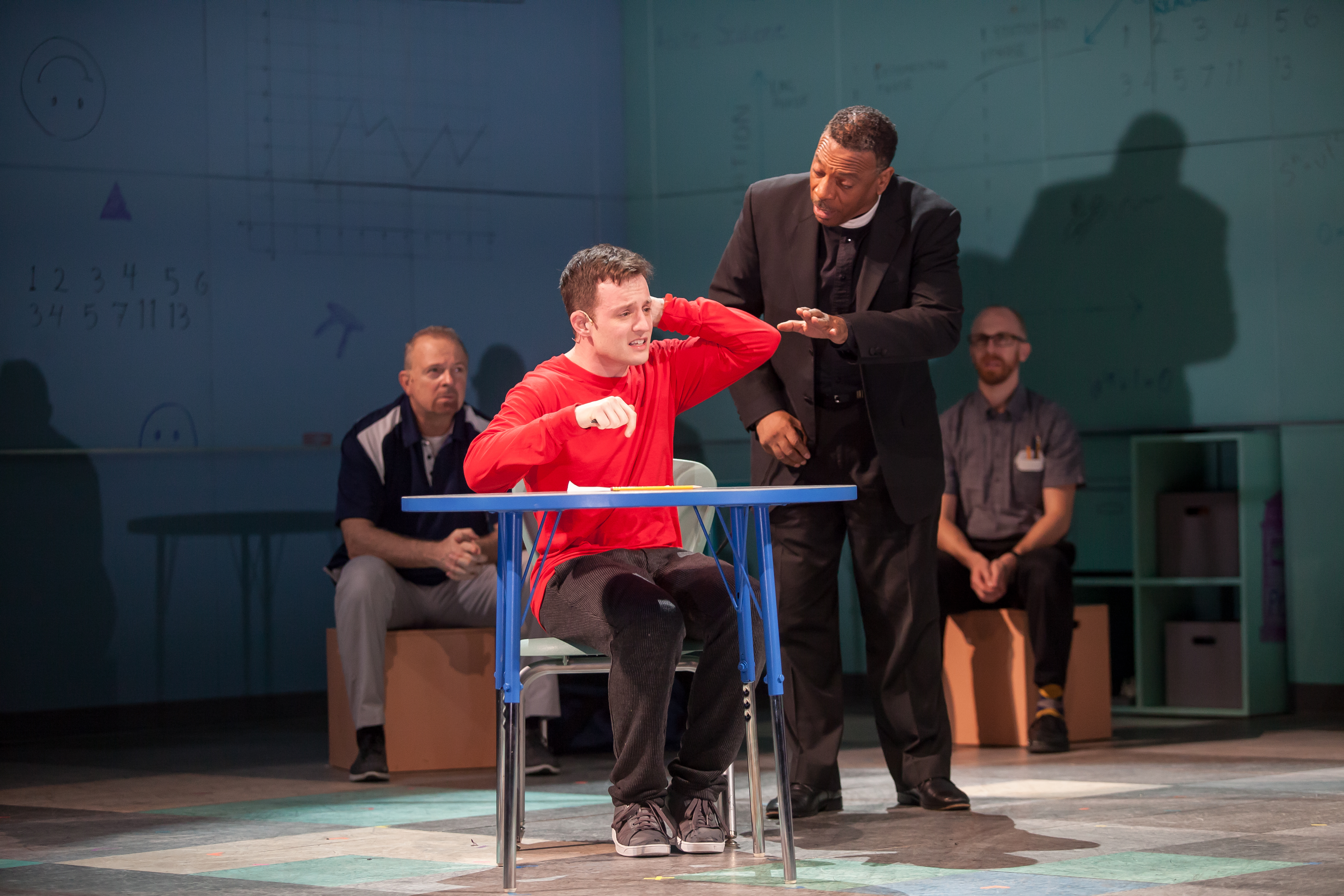 The Curious Incident of the Dog in the Night-Time Cincinnati -448