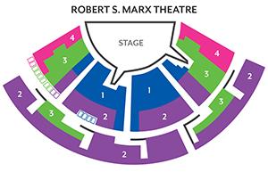 Marx Seat Map